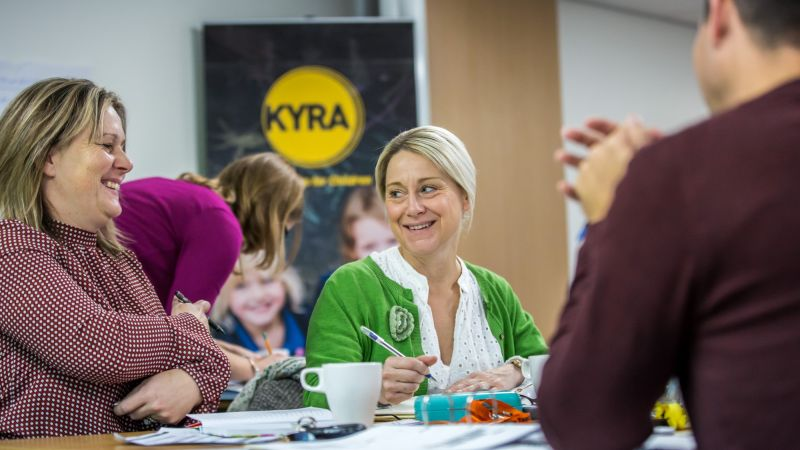 Supporting and Retaining Early Career Teachers -  Kyra Roundtable October 2019