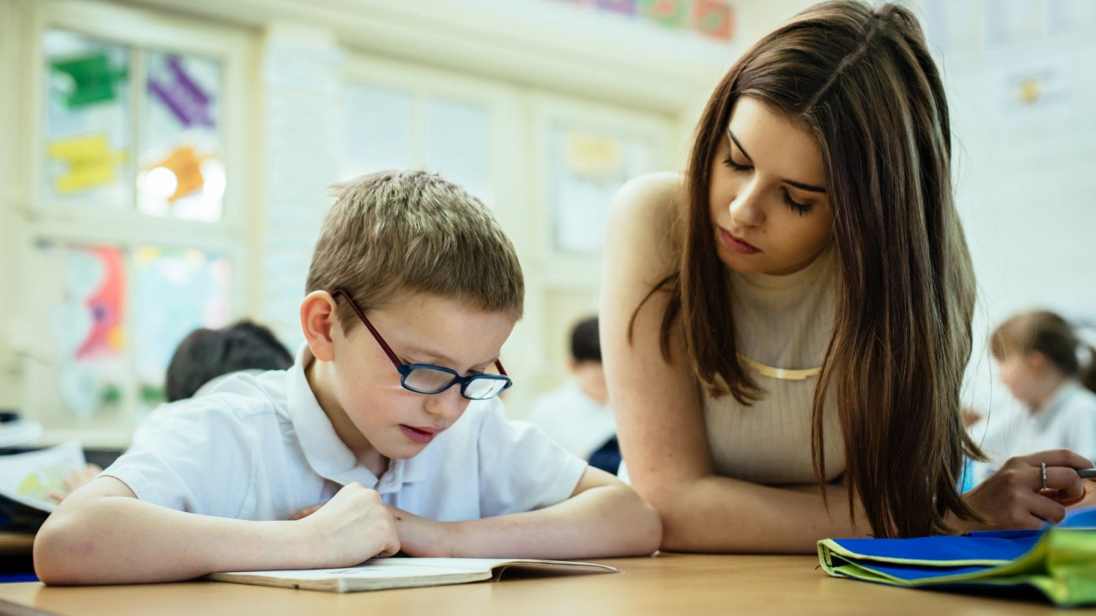 Ambitious for the Next Generation; Supporting & Retaining Early Career Teachers