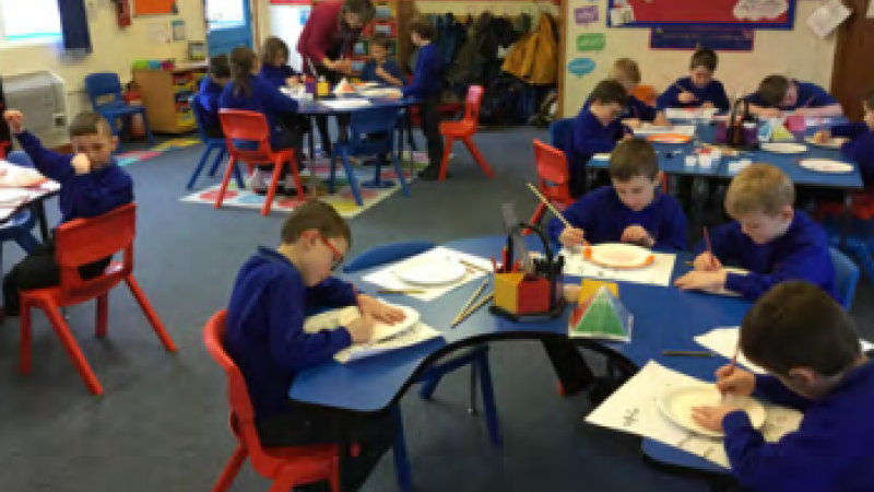 Willoughton Primary School:  CPD Enabling School Improvement
