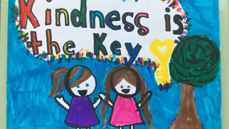 Blog: Kindness is good for you